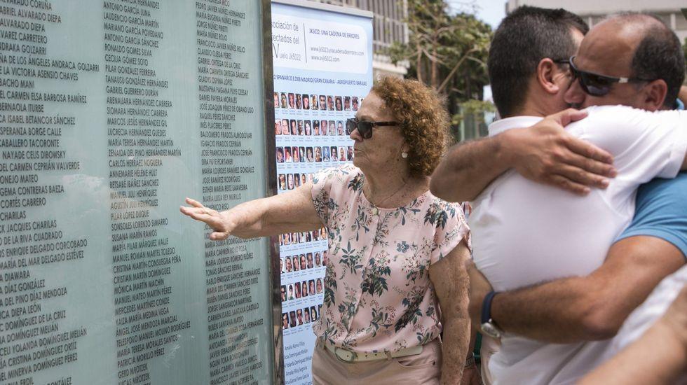 Homenaje en Las Palmas de Gran Canaria
