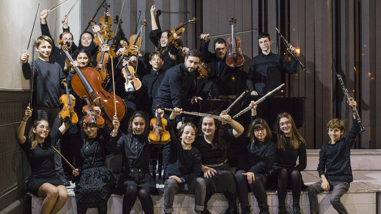 La Orquesta de Corda viajará en abril a Italia para dar conciertos en Venecia, Florencia y Danta di Cadore.