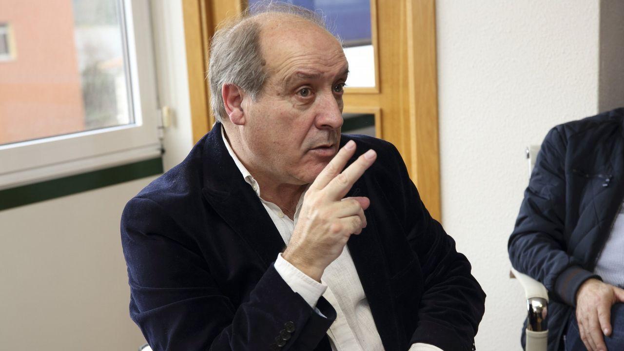 José García Liñares es alcalde desde hace 24 años