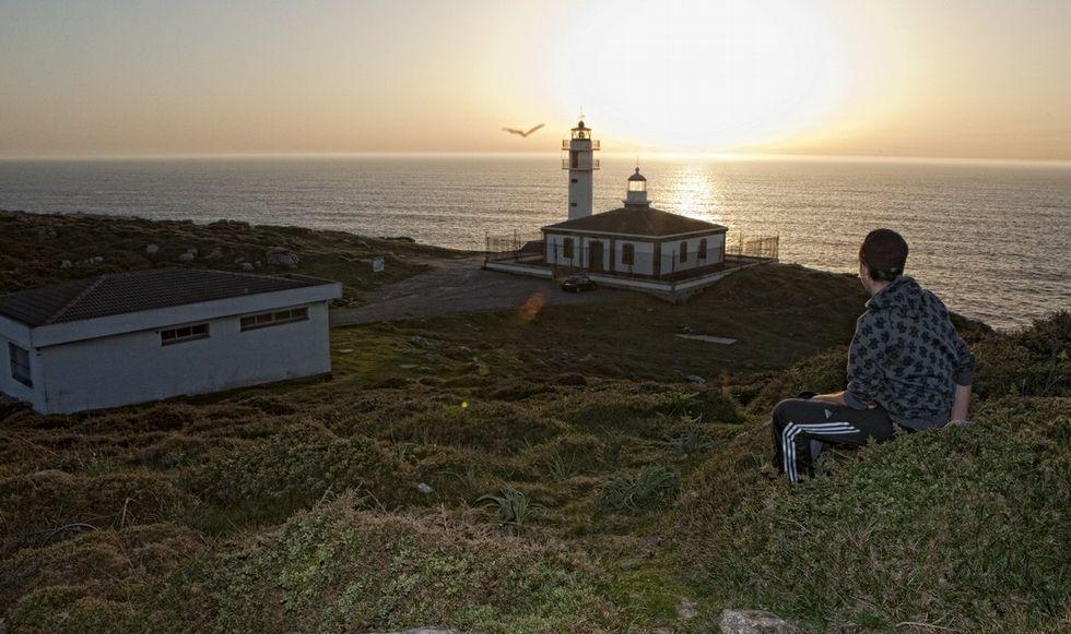 Durante dos meses Touriñán es el punto de despedida del sol en la Europa continental.