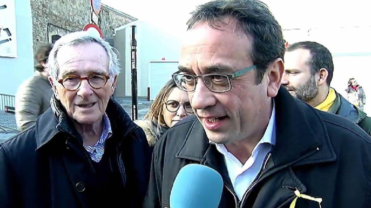 Rull sostiene que harán presidente a Puigdemont porque es «perfectamente legal»
