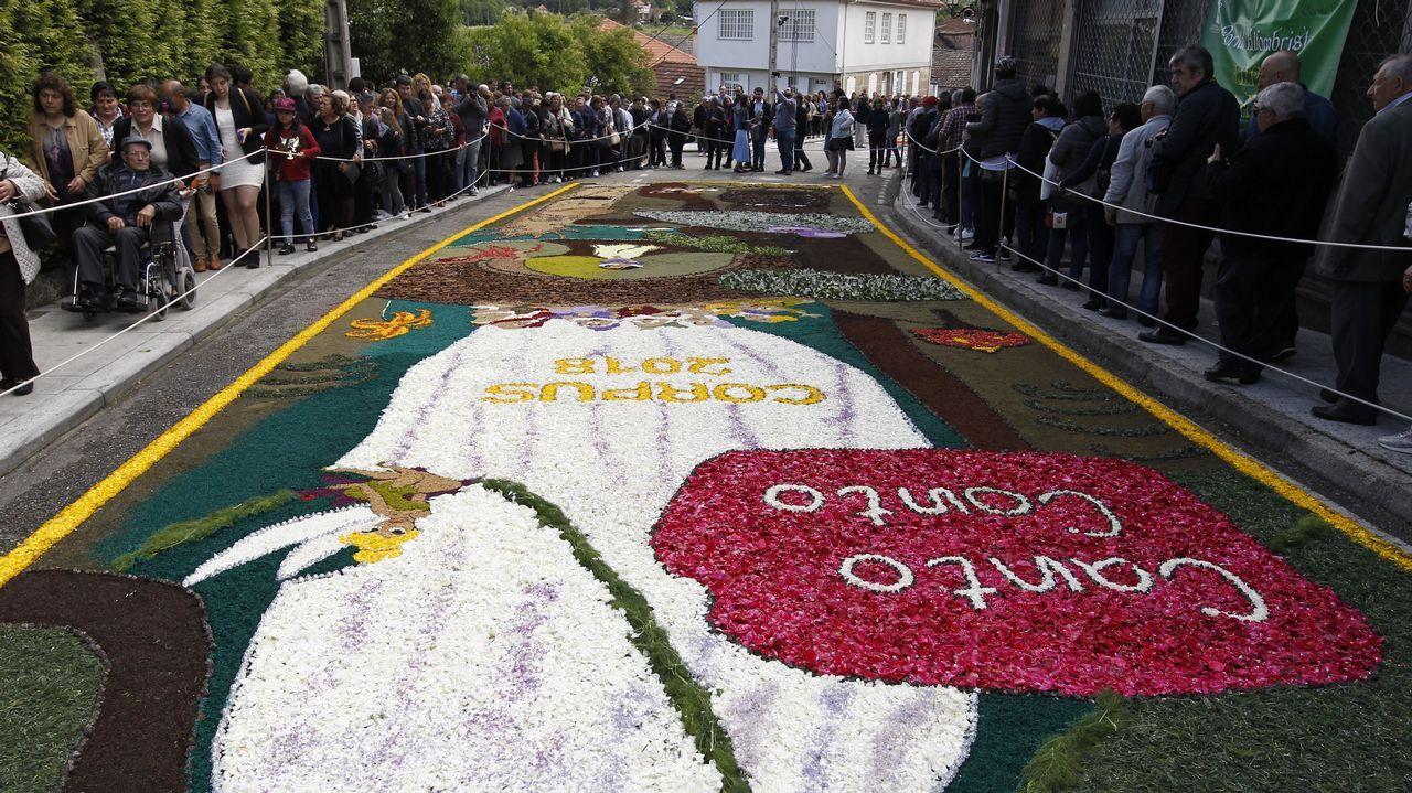 Laría de Vigo desescala a 32º.Guardia Civil de Tráfico