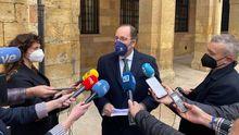 Mario Arias, segundo teniente de alcalde del Ayuntamiento de Oviedo
