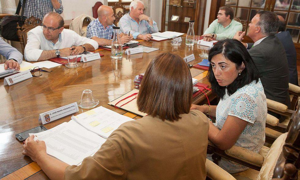 Más de 30.000 firmas de apoyo.La junta de gobierno de la Diputación intenta mejorar la seguridad de los peregrinos.