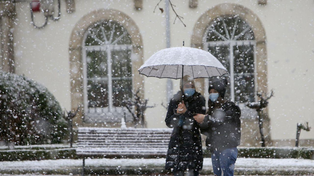 El municipio de Lugo pasa a nivel medio de restricciones