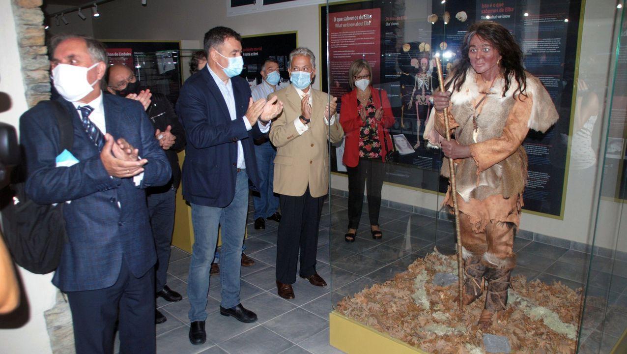 A finales de agosto fue reabierto el museo de geología de Quiroga, sometido a una ampliación. Uno de sus nuevos elementos es una reconstrucción de la mujer prehistórica conocida como Elba