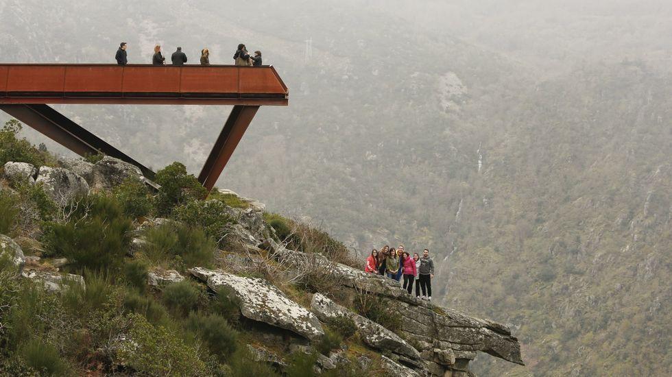 Ocho destinos turísticos en Galicia