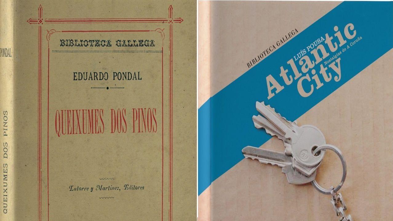 Maristas se empapa de escritoras gallegas.La pianista recibió el premio de manos de Manolo Paz