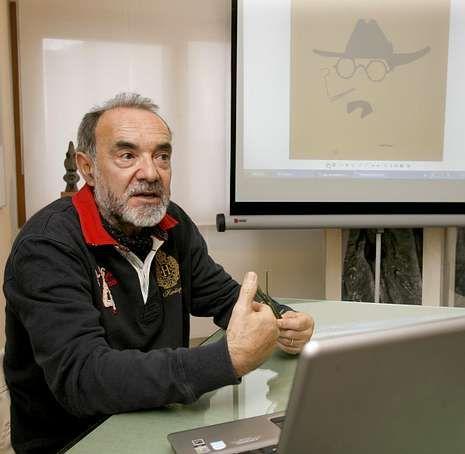 Javier Seoane es experto en Castelao.