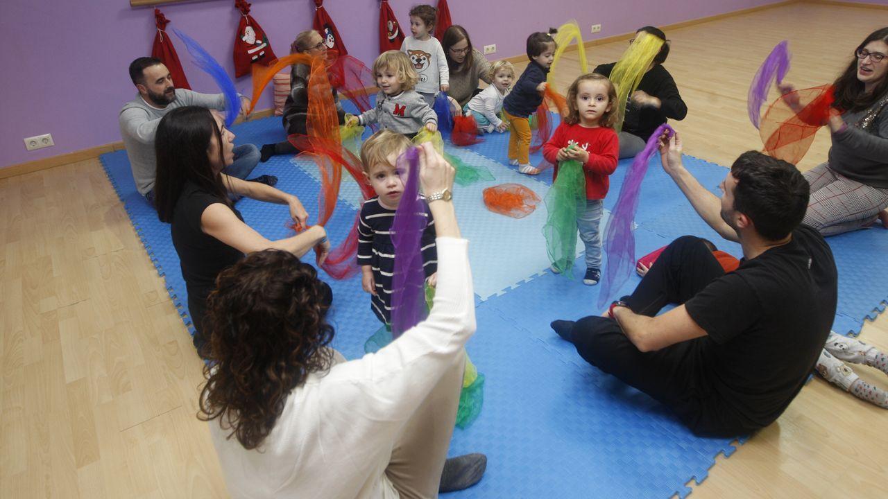La flauta mágica, trece años con los bebés de Vigo