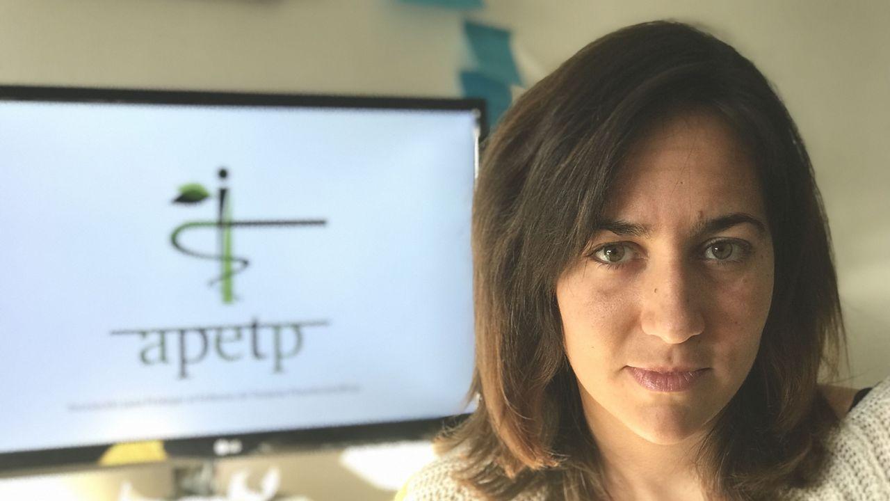 Elena Campos, doctora en Biociencias Moleculares y presidenta de la Asociación para Proteger al Enfermo de Terapias Pseudocientíficas