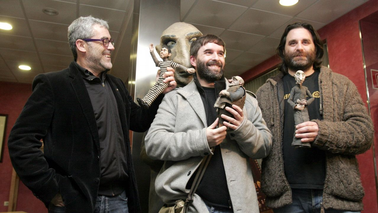 Todas las fotos de lagala de los Óscar 2019.Stanley Donen, a la izquierda, entrevistado por el también director Mike Nichols, en el 2010