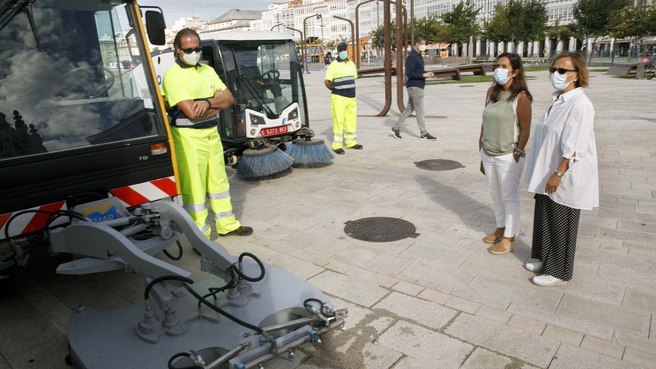 El nuevo punto de encuentro sostenible de Vazva.Lugares como el Palacio Real ya tienen robots para cuidado de sus jardines