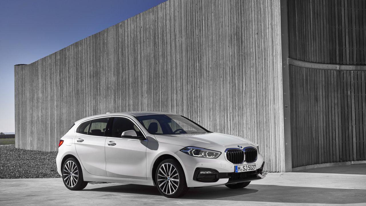 El nuevo BMW Serie1