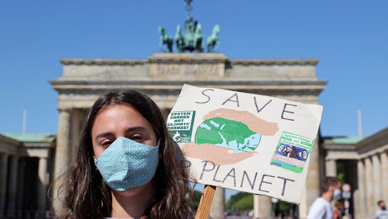 En Alemania ha habido un ligero repunte de casos y fallecimientos