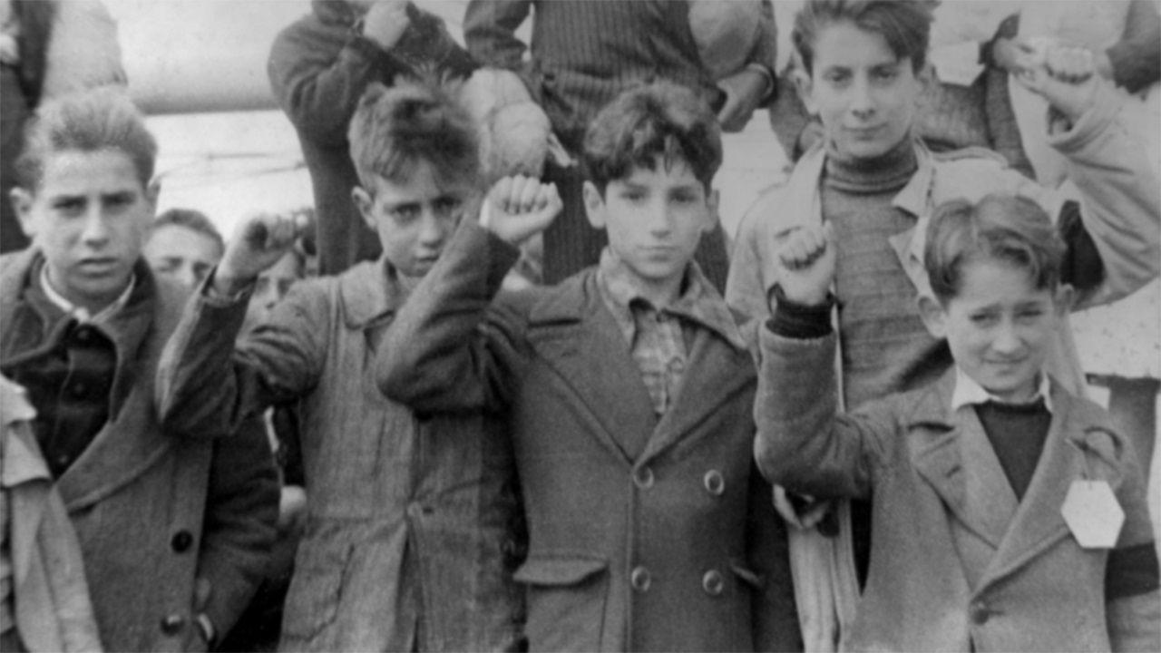 Así está el mundo en medio de la pandemia.Niños de la guerra.