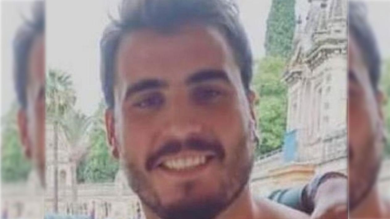 Yago de la Puente Agulló, el joven desaparecido en Ortigueira