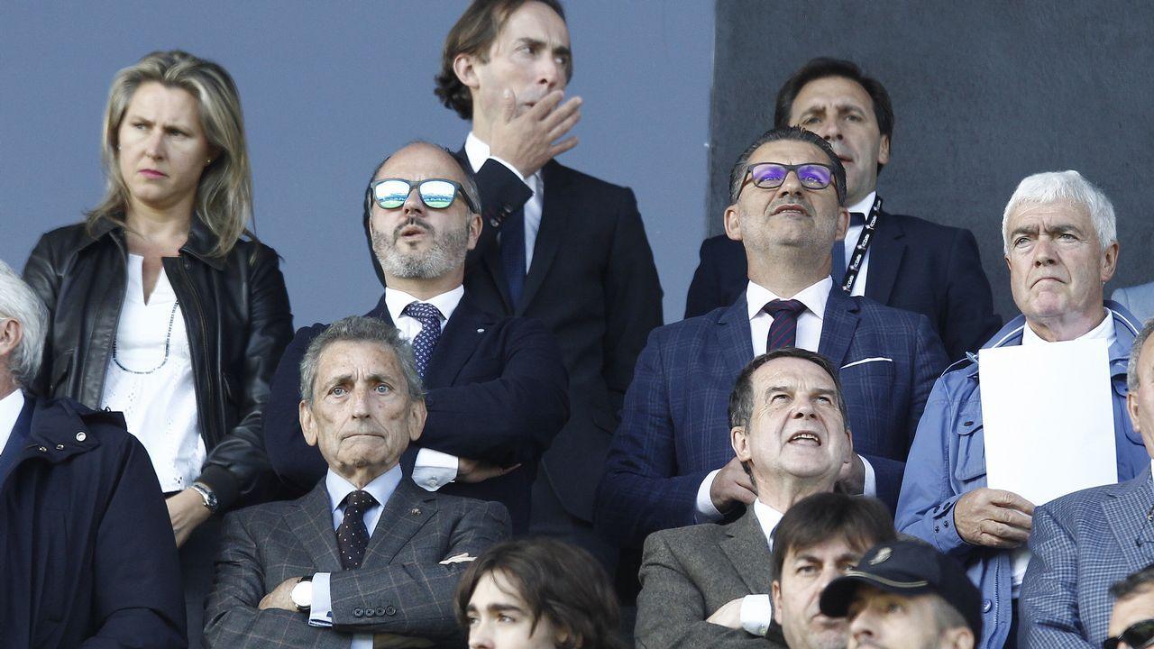 Las mejores imágenes del Deportivo - Atlético