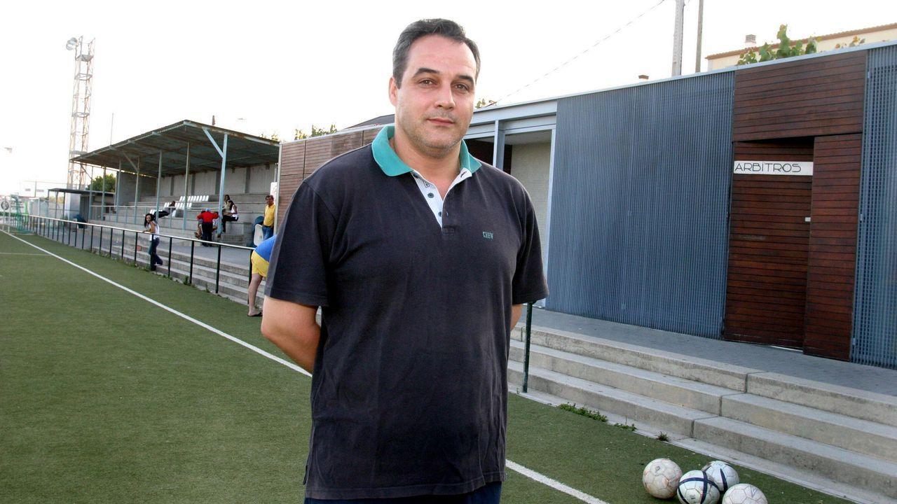 El gallego Álex Couto, en una imagen de archivo