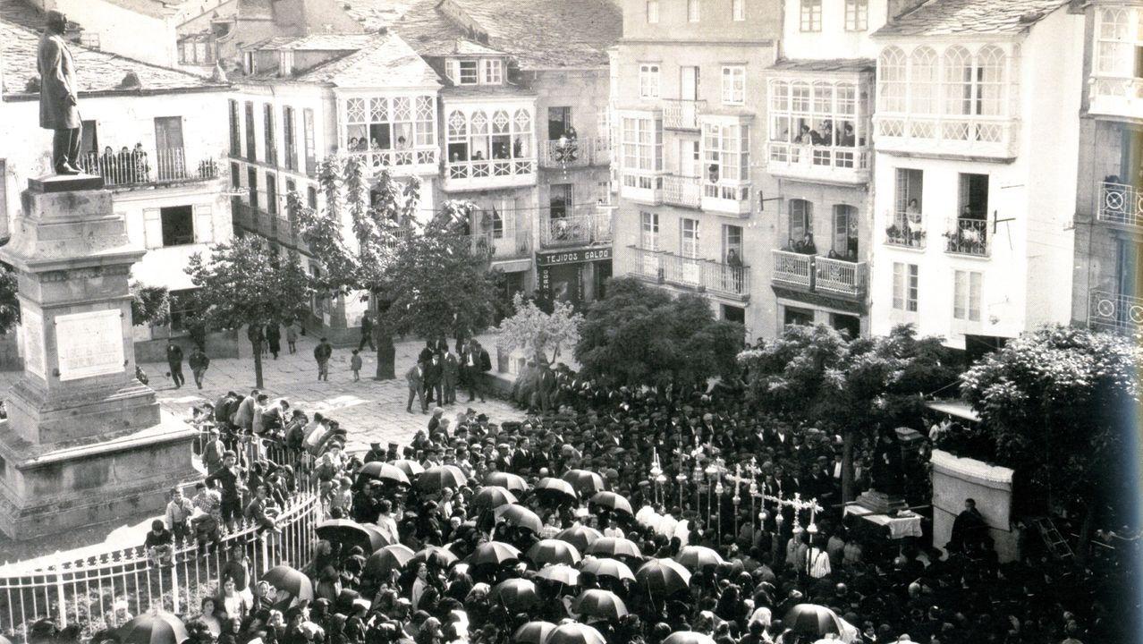 Monumento a Pelayo en Gijón