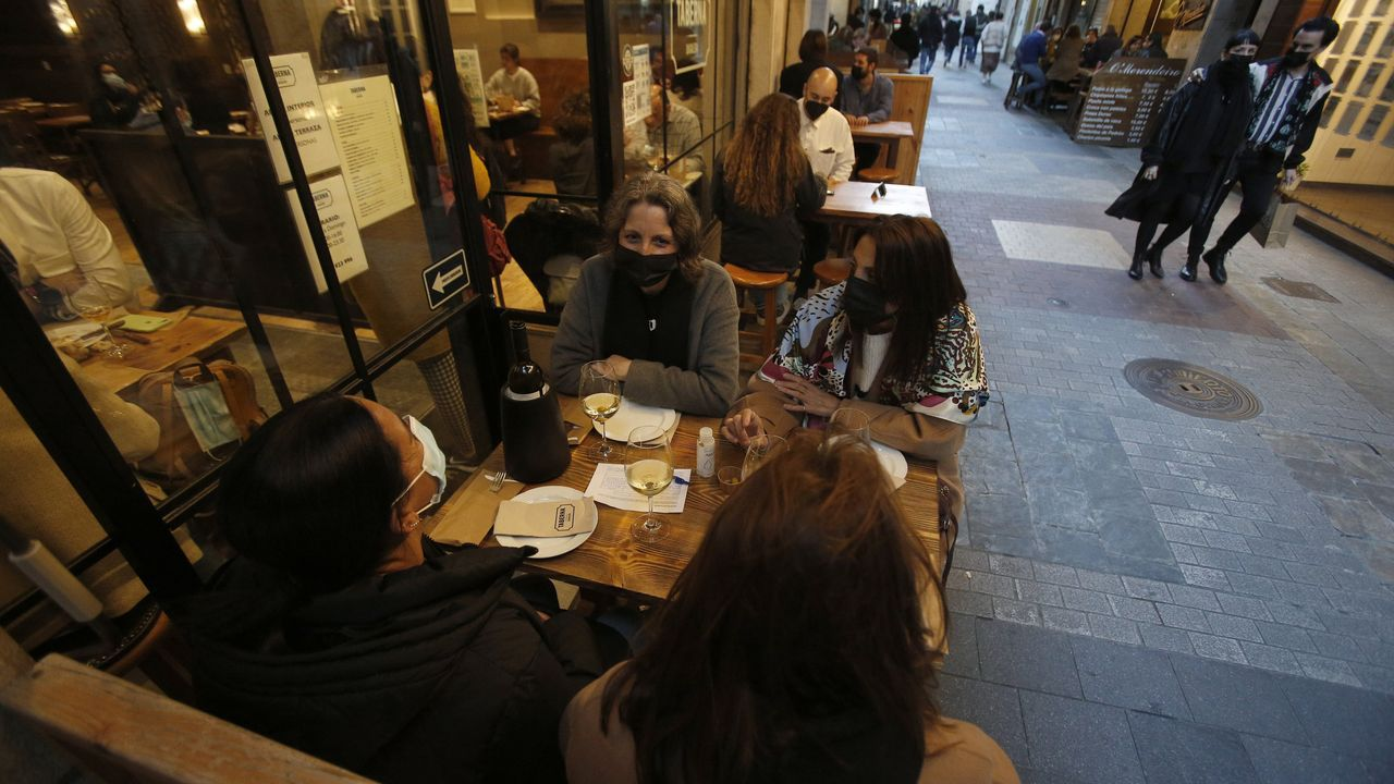Vuelven las cenas a A Coruña