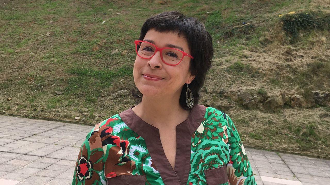 Osos pardo en libertad.Katia Oceransky padece covid persistente desde hace ocho meses