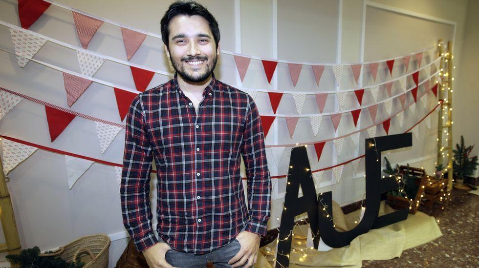 Castro sitúa a súa novela en Teis