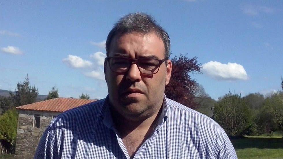 Lisardo Santos, actual alcalde
