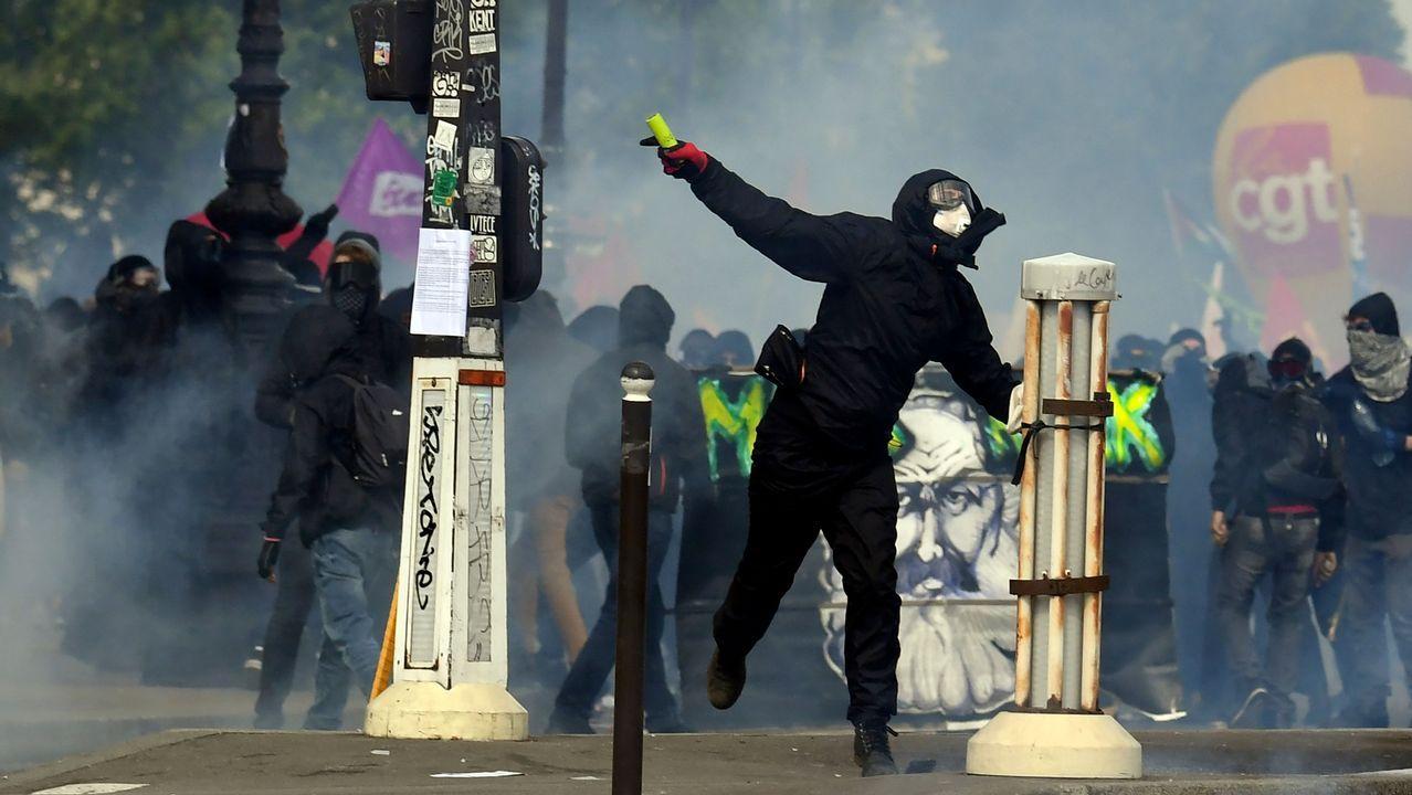 Nuevo ataque terrorista en París.Los inviernos cada vez más cálidos afectan a aves como las cigüeñas