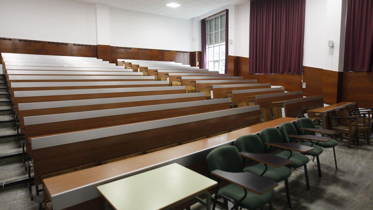 selectividad, pau.Las clases del nuevo grado las impartirán profesores de distintas facultades