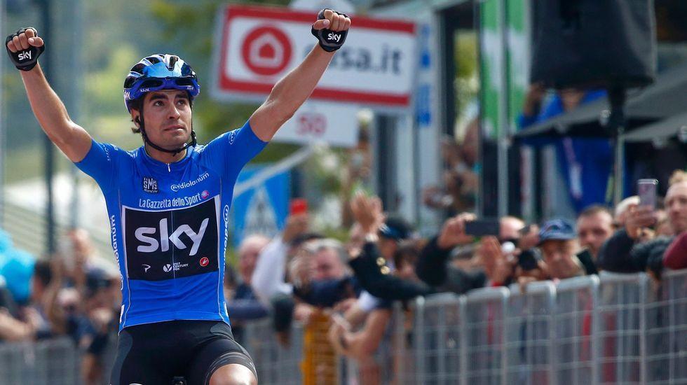 Dumoulin: «Pasaré a la historia por ganar el Giro habiendo cagado en el campo; es increíble»