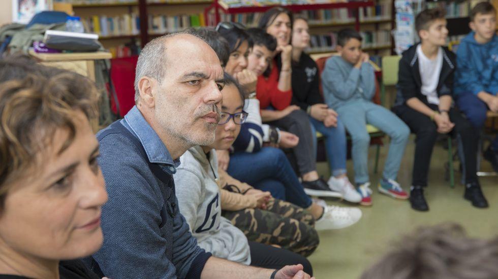 Roteiro língua das bolboretas en Allariz.De Manuel Rivas publícase en portugués «O último dia da Terranova»