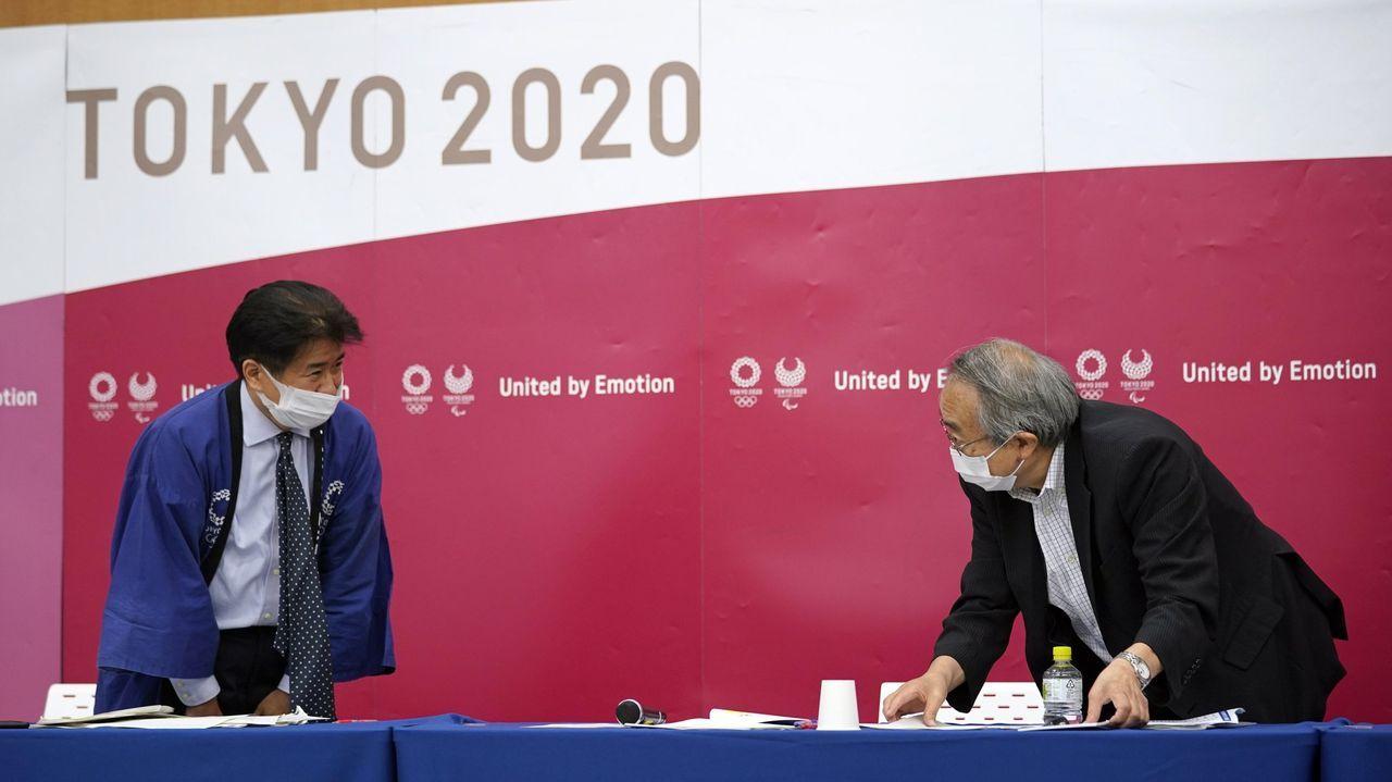Así es la villa olímpica de Tokio 2020.Pablo Carreño, tras ganar a Steve Johnson