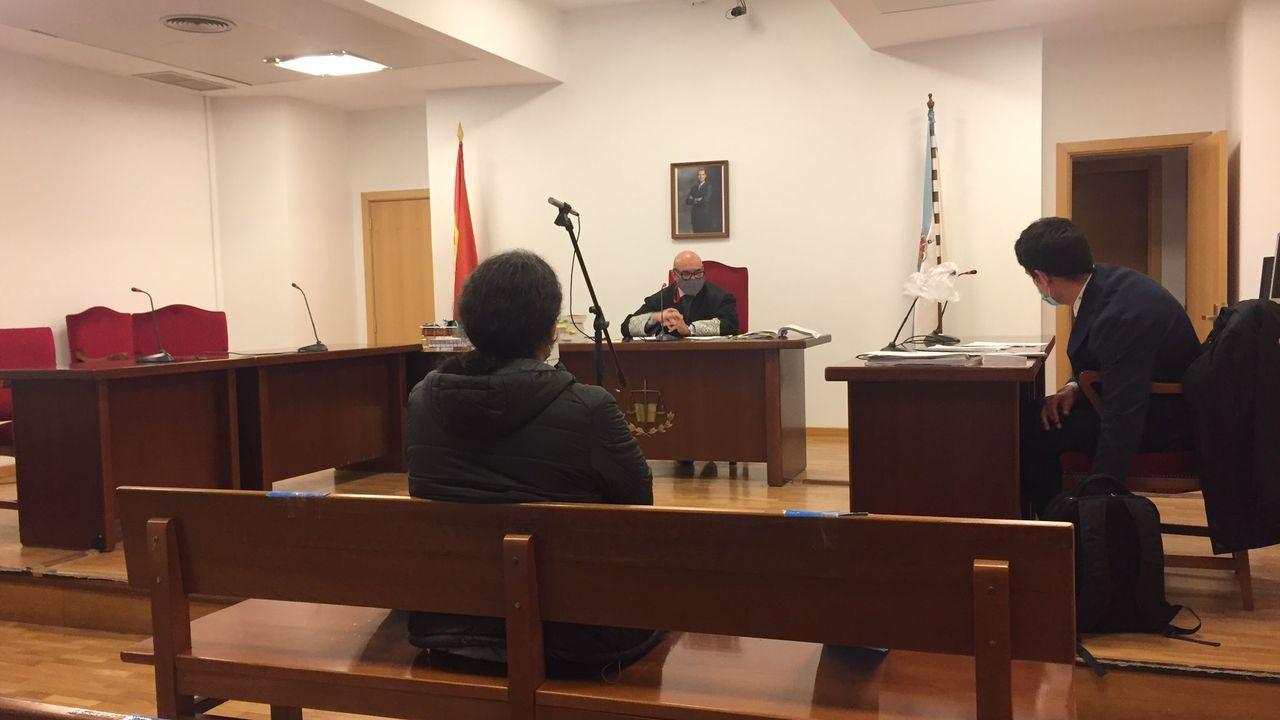 El juicio, celebrado este miércoles en el Juzgado de lo Penal número 2 de Lugo