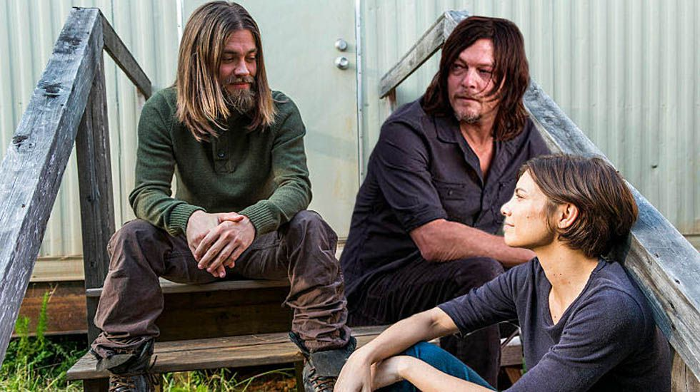 «The Walking Dead» 7x14: Tráiler de «The Other Side»