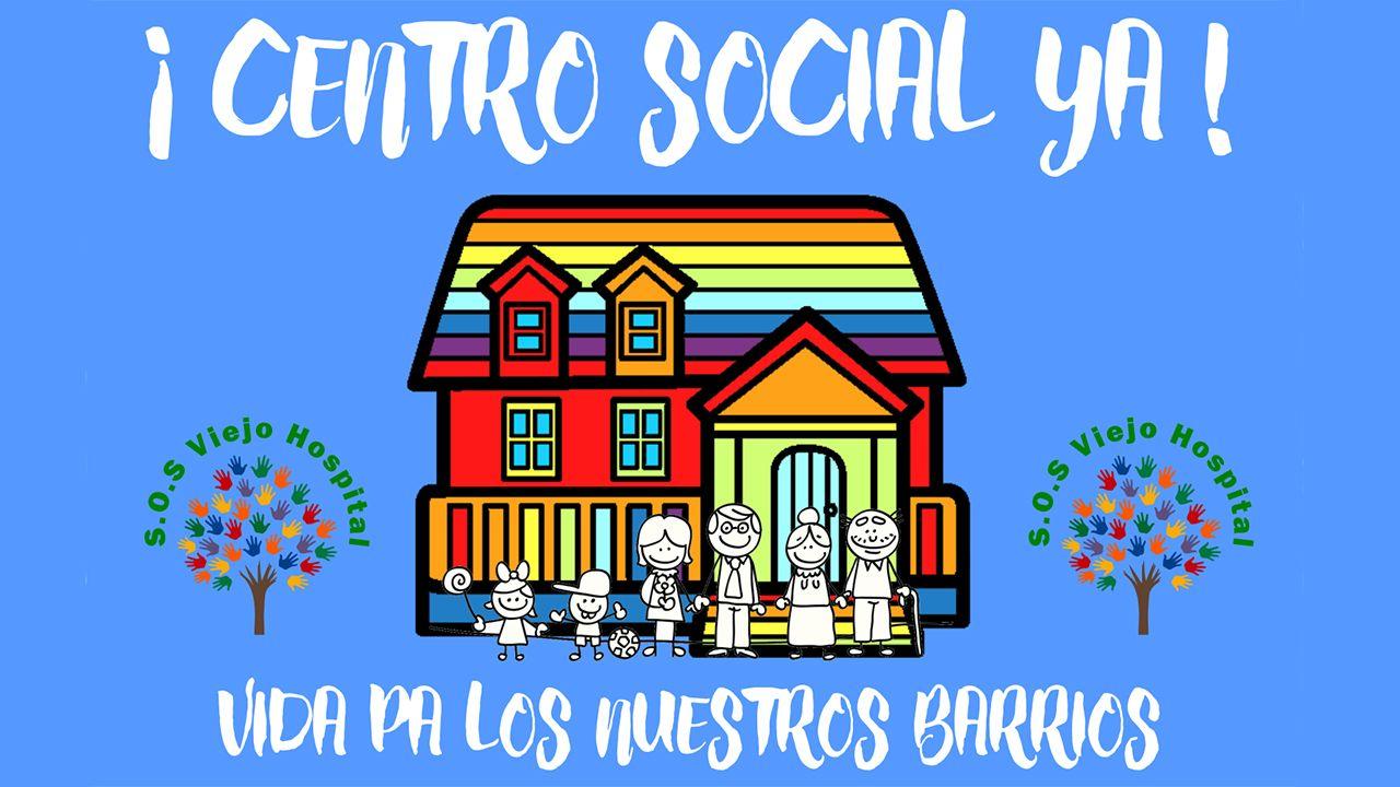 La plataforma SOS Viejo Huca pide un centro social
