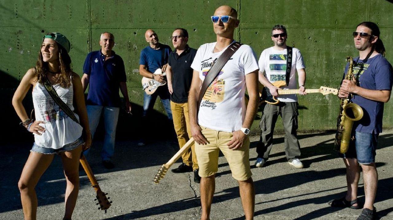 «Pop-Rock en Galicia», programa especial musical.SINIESTRO TOTAL