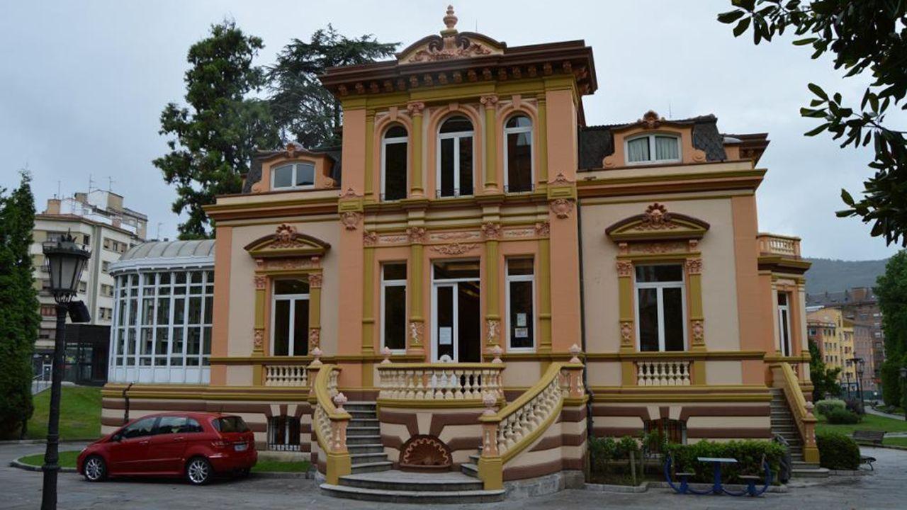 Villa Magdalena, Oviedo