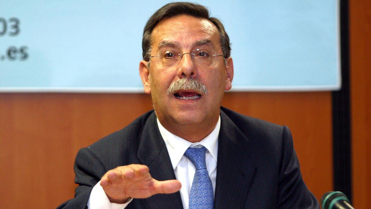 José Folgado, ex secretario de Estado de Economía y ex presidente de Red Eléctrica