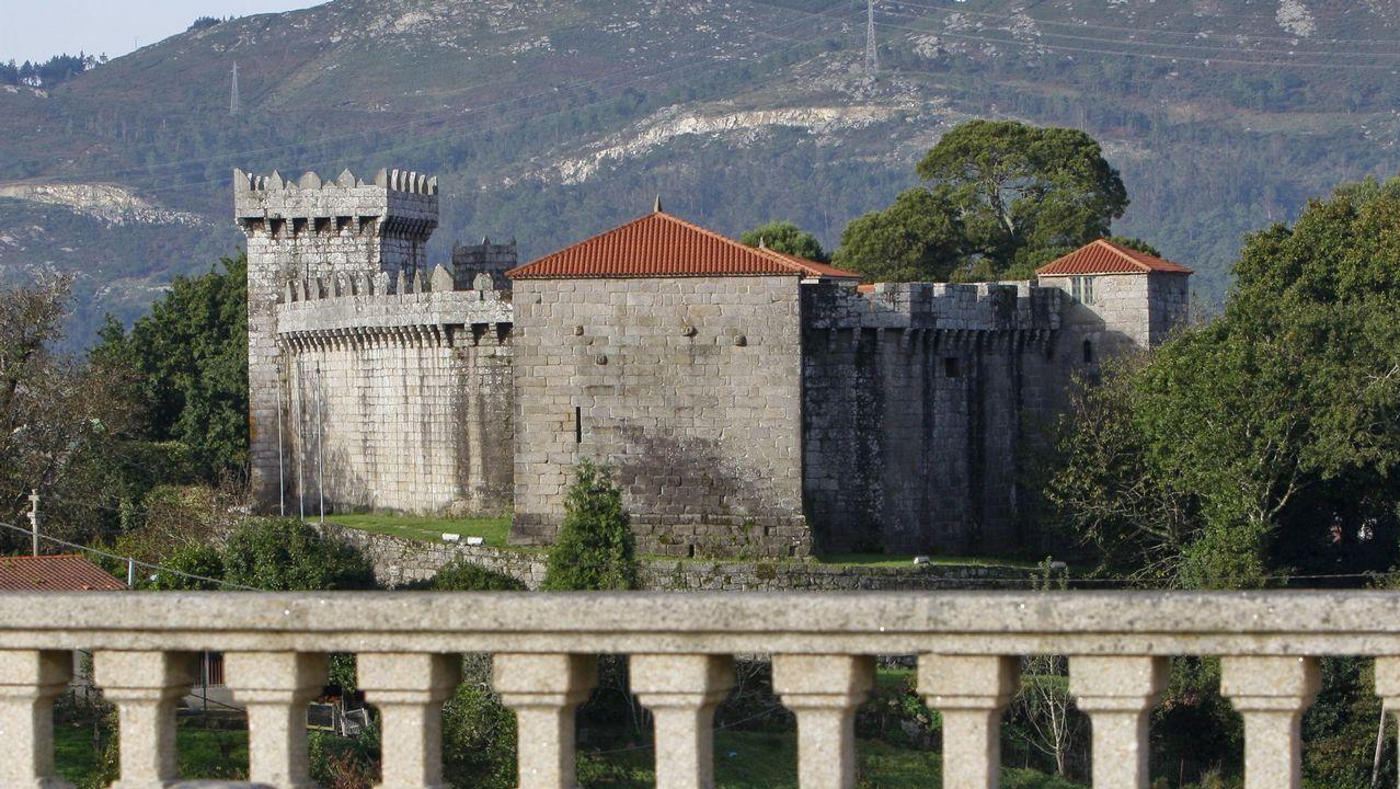 Castillo de Vimianzo, Vimianzo