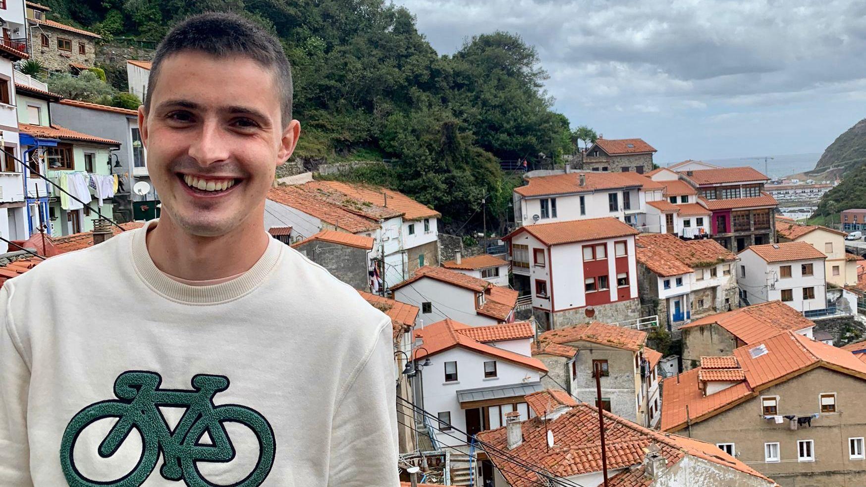 Darío Rodríguez Mayo, de 26 años