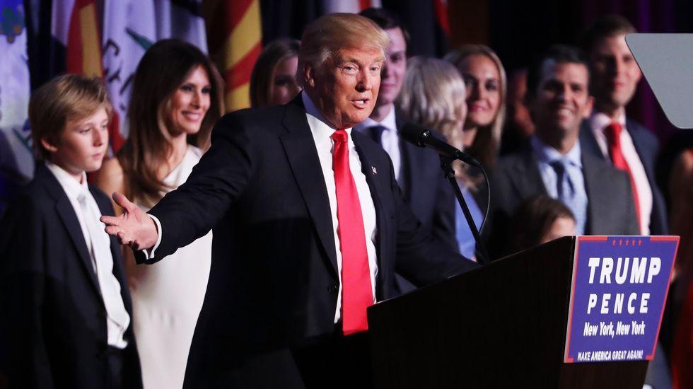 Así reaccionó el mundo al triunfo de Trump