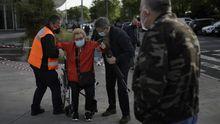 La campaña de inmunización masiva frente al covid-19 continuará durante toda la semana en Expocoruña