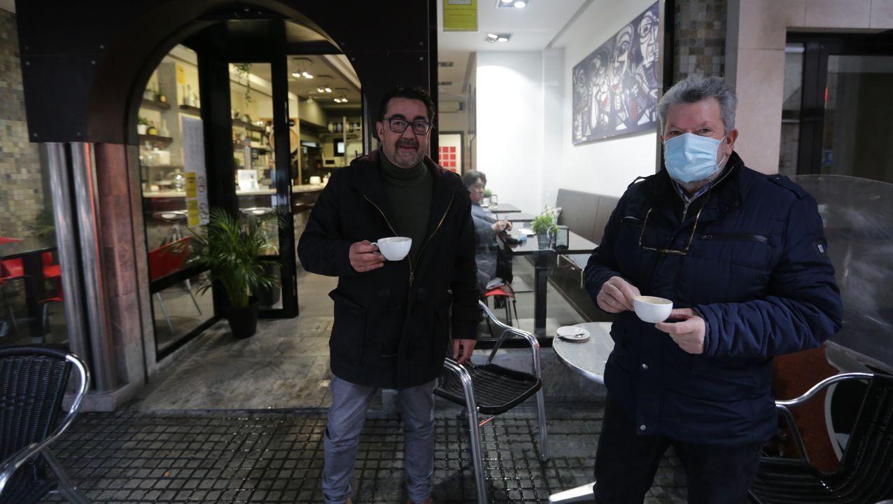 Reabre la hostelería en A Coruña
