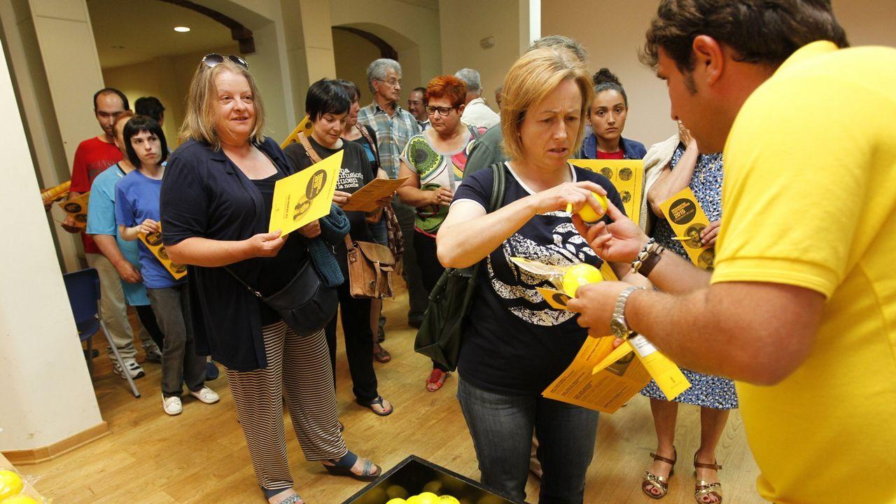 Asamblea de presupuestos participativos de la Diputación de Lugo