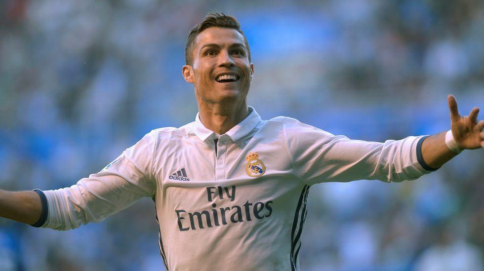 El Real Madrid-Deportivo, en fotos.Dani Martín