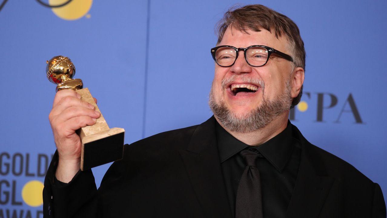 Mejor director: Guillermo del Toro, por «La forma del agua»