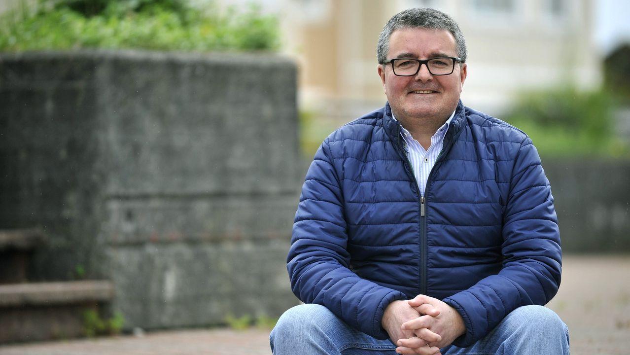 José Alberto Díez de Castro, secretario xeral de Universidades