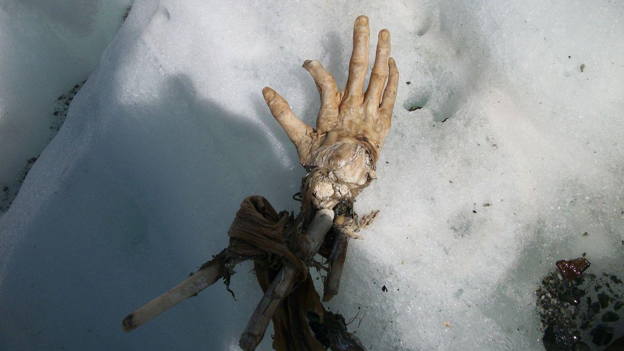 Un pastor extremeño contra las cacerías de lobos en Asturias.Siro Maseda y el reto de Los Alpes