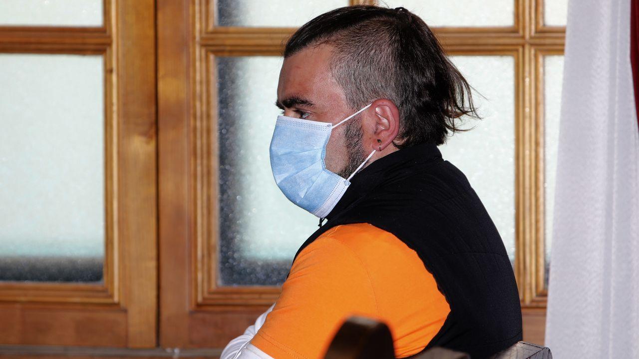Ramiro V.G., acusado de haber intentado matar a su expareja